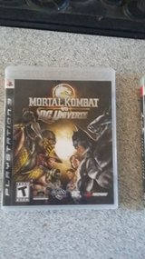 Mortal Kombat vs. DC Universe for PS 3 in Valdosta, Georgia