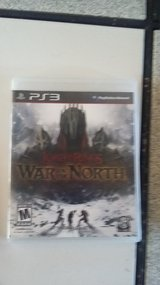 Lord of the Rings: War in the North for PlayStation 3 in Moody AFB, Georgia