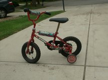 "Boys 12"" Crocodile Cruisin' or Huffy Backoe Kids Bike in Naperville, Illinois"