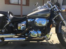 2006 Honda Shadow 750cc in Travis AFB, California