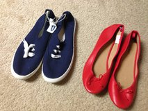 Women's old navy shoes size 9 in Shorewood, Illinois