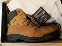 Men's Steel toe work boots NEW in Byron, Georgia