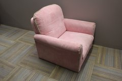 Kid's Pink Chair in Tomball, Texas