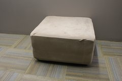 Ottoman with Removable Cover in Tomball, Texas