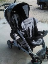 Double stroller like new in 29 Palms, California