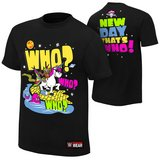 WWE New Day WHO? T-Shirt - NEW in Camp Lejeune, North Carolina