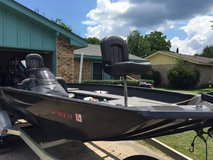 2007 Xpress Bass Boat with Trailer in Fort Polk, Louisiana