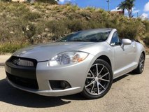 2012 Mitsubishi Eclipse Spyder in Fort Irwin, California