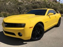 2012 Chevy Camaro in Fort Irwin, California