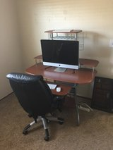 Computer table and chair in bookoo, US