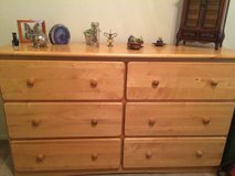 Solid wood dresser in San Clemente, California