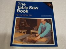 The Table Saw Book in Fort Campbell, Kentucky