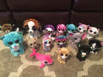Beanie boo collection in Camp Pendleton, California