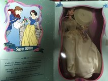 Snow White wedding Barbie in Shorewood, Illinois