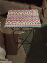 Gently used TV table in Joliet, Illinois