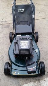 Craftsman lawn mower self propelled in Lockport, Illinois