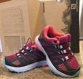Girls salomon shoes new in box in Naperville, Illinois