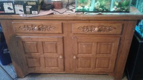 Solid wood dresser in Oklahoma City, Oklahoma