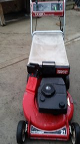 Toro electric start lawn mower in Lockport, Illinois