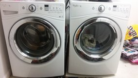 washer and dryer not available until April 13th in Nellis AFB, Nevada