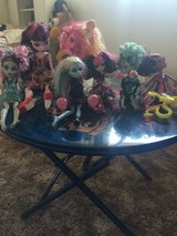 Monster High Dolls in Yucca Valley, California
