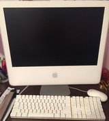 "Apple iMac 20"" Power PC G5 Keyboard & Mouse in Naperville, Illinois"