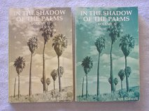 In The Shadow Of The Palms Vol. I & II Art Kidwell Signed in 29 Palms, California