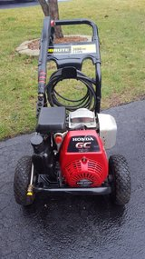 Power washer 3000 PSI in Naperville, Illinois