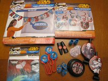 Star Wars Rebels party supplies in Lockport, Illinois