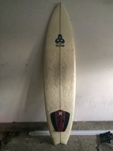 Surfboard in San Clemente, California