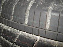 2xused good tires  205/55R16 Toyo abou 4mm tread on in Ramstein, Germany