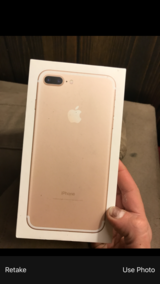 iPhone 7 Plus Factory unlocked 128gb in Bolingbrook, Illinois