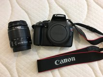 Canon Rebel T3 w/ Lens and Camera Bag in Okinawa, Japan