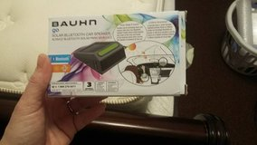 Bauhn Go Solar Bluetooth Car Speaker in Hinesville, Georgia