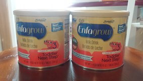 New, not opened!  Enfagrow Milk Drink - Natural Milk Flavor (2 available) in Glendale Heights, Illinois