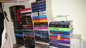 A ton of romance books (not the super cheesy kind) :) in Watertown, New York