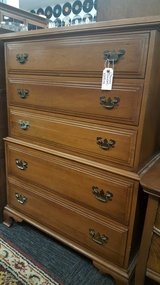 CHERRY DRESSER or CHEST of DRAWERS in Camp Lejeune, North Carolina