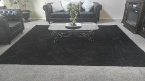 Large shaggy rug in Fort Carson, Colorado