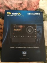 XM Onyx Radio and all Accessories in Lockport, Illinois