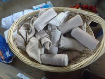 Used, Washed ACE bandages with velcro closures at least 30 in Aurora, Illinois