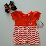 OSU Outfit + Bow in Lawton, Oklahoma