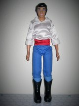Doll Eric from The Little Mermaid in Camp Lejeune, North Carolina