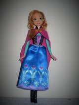 Doll Anna from Frozen in Camp Lejeune, North Carolina