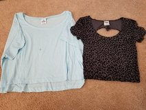 2 VS Pink shirts size small in Lockport, Illinois