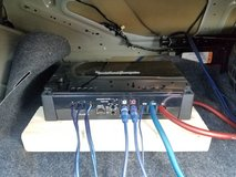 """12"""" subwoofers, box, amp wires in Shreveport, Louisiana"""