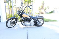 Harley Davidson FXST Special Construction MOVING MUST SELL in Temecula, California