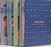 Vintage 1993 Boxed Set of Four Country Baker Cook Books by Country Living Hardcover in Shorewood, Illinois