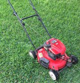 """Troy Bilt 6.75 21"""" Selfpropelled Lawnmower (for use or parts) in Houston, Texas"""