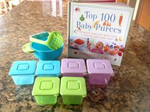 Baby Purée Recipe Book and Food Supplies in Naperville, Illinois