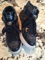 Women's COACH High Top Shoes in Bolingbrook, Illinois